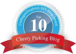 Cherry Picking Blog Award