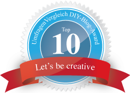 Let's be creative Blog Award