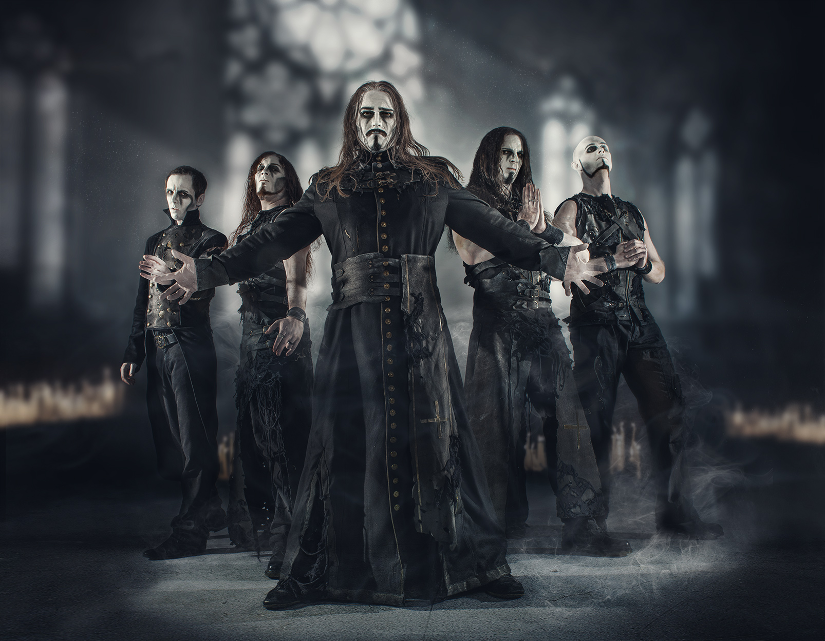 Powerwolf in OVThunder's Design